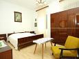 Bedroom 1 - House K-9213 - Vacation Rentals Žrnovo (Korčula) - 9213
