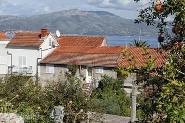 Property Korčula (Korčula) - Accommodation 9217 - Apartments near sea with pebble beach.