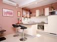 Kitchen - Apartment A-9220-a - Apartments Tri luke (Korčula) - 9220