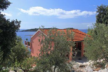 Property Gršćica (Korčula) - Accommodation 9228 - Apartments near sea.