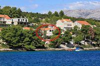 Апартаменты у моря Lumbarda (Korčula) - 9236