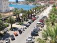 Parking lot Split (Split) - Accommodation 9250 - Apartments with sandy beach.