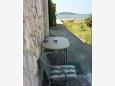 Terrace - Apartment A-9258-b - Apartments Krapanj (Šibenik - Krapanj) - 9258