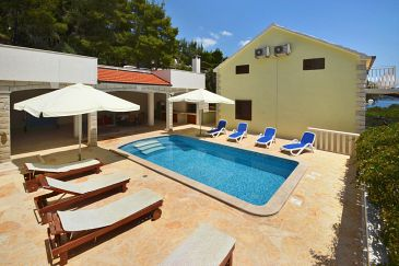 Property Brna - Vinačac (Korčula) - Accommodation 9266 - Vacation Rentals near sea.