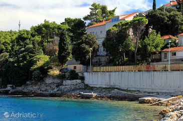 Property Medvinjak (Korčula) - Accommodation 9268 - Apartments near sea with pebble beach.