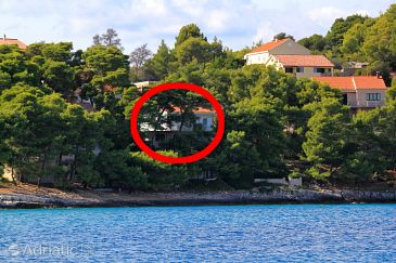 Property Lumbarda (Korčula) - Accommodation 9272 - Apartments and Rooms near sea.