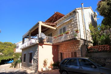 Property Brna (Korčula) - Accommodation 9275 - Apartments near sea.