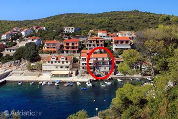 Property Zavalatica (Korčula) - Accommodation 9285 - Apartments near sea.