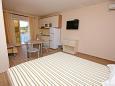 Bedroom - Studio flat AS-9303-b - Apartments Lumbarda (Korčula) - 9303