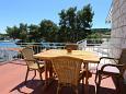 Terrace - Studio flat AS-9305-a - Apartments and Rooms Lumbarda (Korčula) - 9305