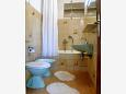 Bathroom - Apartment A-9316-a - Apartments Uvala Vrbovica (Korčula) - 9316