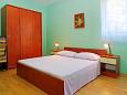 Bedroom 1 - Apartment A-9320-c - Apartments Zaglav (Korčula) - 9320