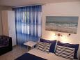 Bedroom - Studio flat AS-9321-a - Apartments Korčula (Korčula) - 9321