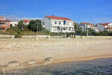 Property Novalja (Pag) - Accommodation 9326 - Apartments near sea with pebble beach.