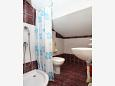 Bathroom - Apartment A-9334-c - Apartments and Rooms Novalja (Pag) - 9334