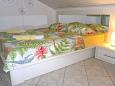Bedroom - Studio flat AS-9340-c - Apartments Novalja (Pag) - 9340