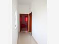 Novalja, Hallway u smještaju tipa apartment, WIFI.