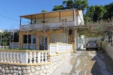 Property Vlašići (Pag) - Accommodation 9348 - Apartments with sandy beach.