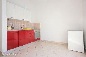 Mandre, Kitchen u smještaju tipa apartment, WIFI.