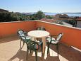 Terrace - Apartment A-9354-d - Apartments Mandre (Pag) - 9354