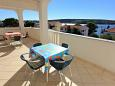 Terrace - Apartment A-9357-a - Apartments Stara Novalja (Pag) - 9357