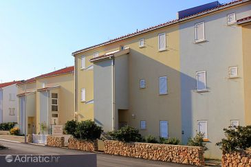 Property Novalja (Pag) - Accommodation 9364 - Apartments with pebble beach.