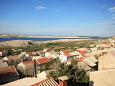 Terrace - view - Apartment A-9365-a - Apartments Zubovići (Pag) - 9365