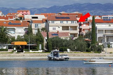 Property Novalja (Pag) - Accommodation 9377 - Apartments near sea with pebble beach.