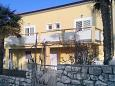 Property Lun (Pag) - Accommodation 9395 - Apartments near sea.
