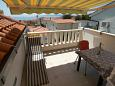 Terrace - Studio flat AS-9404-a - Apartments Promajna (Makarska) - 9404
