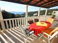 Terrace 1 - House K-9431 - Vacation Rentals Uvala Ljubljeva (Trogir) - 9431