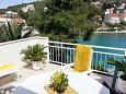 Terrace 1 - Apartment A-9432-a - Apartments Mavarštica (Čiovo) - 9432