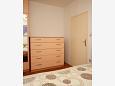 Slatine, Bedroom 1 u smještaju tipa apartment, WIFI.