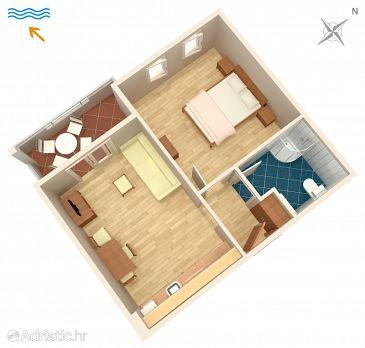 Apartment A-9437-b - Apartments Duće (Omiš) - 9437