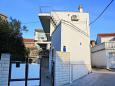 Property Okrug Gornji (Čiovo) - Accommodation 9444 - Apartments with pebble beach.