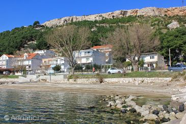 Property Duće (Omiš) - Accommodation 9458 - Apartments near sea with sandy beach.
