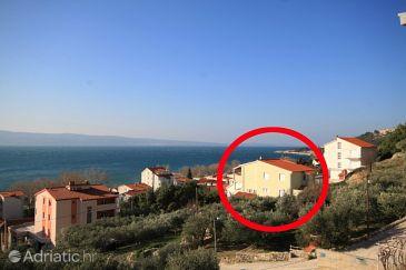 Property Duće (Omiš) - Accommodation 9459 - Apartments near sea with sandy beach.