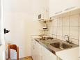 Kitchen - Studio flat AS-946-a - Apartments Duće (Omiš) - 946