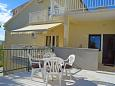 Terrace - Studio flat AS-946-a - Apartments Duće (Omiš) - 946