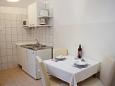 Kitchen - Studio flat AS-946-b - Apartments Duće (Omiš) - 946