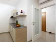 Kitchen - Studio flat AS-9464-a - Apartments and Rooms Podstrana (Split) - 9464