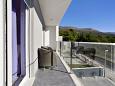 Balcony - Studio flat AS-9464-b - Apartments and Rooms Podstrana (Split) - 9464
