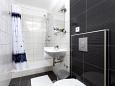 Bathroom - Studio flat AS-9464-b - Apartments and Rooms Podstrana (Split) - 9464