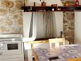 Dining room - House K-9471 - Vacation Rentals Vela Proversa (Kornati - Katina) - 9471