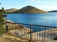 Terrace 2 - view - House K-9471 - Vacation Rentals Vela Proversa (Kornati - Katina) - 9471