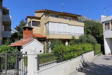 Property Žrnovnica (Split) - Accommodation 9493 - Apartments with pebble beach.