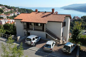 Property Rabac (Labin) - Accommodation 9653 - Apartments with pebble beach.