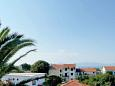 Balcony - view - Studio flat AS-9654-a - Apartments Drvenik Donja vala (Makarska) - 9654