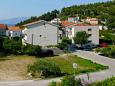 Parking lot Drvenik Donja vala (Makarska) - Accommodation 9654 - Apartments near sea with pebble beach.