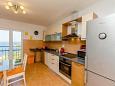 Kitchen - Apartment A-9660-b - Apartments Uvala Donja Kruščica (Šolta) - 9660